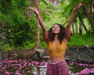 """Jo Franco in the """"Best of Bali"""" episode"""