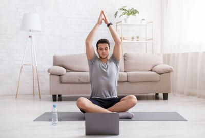 How men can benefit from yoga