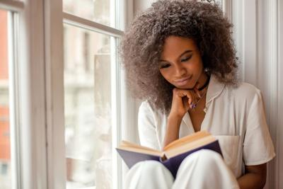 Resolve to read more and reap the benefits