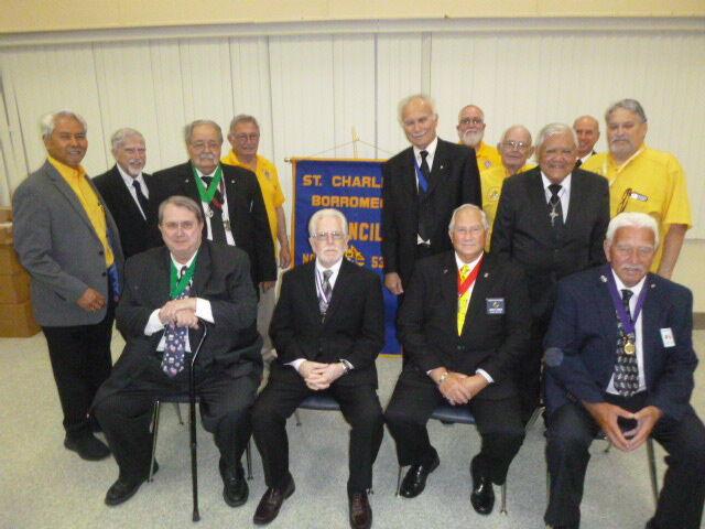 St. Charles Borromeo Knights of Columbus Council 5399