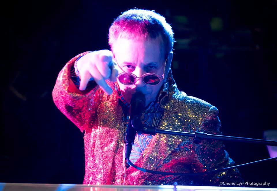 Greggie And The Jets: A Tribute To Elton John