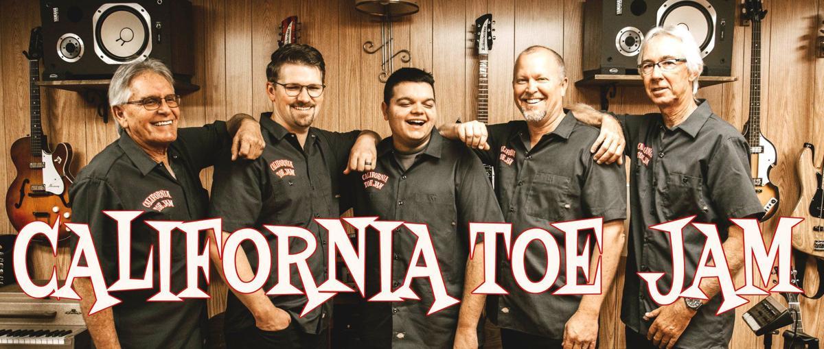 Trent Ferguson and the California Toe Jam band