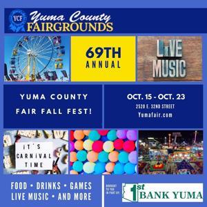 Yuma County Fair opens today