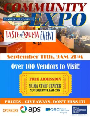 Yuma County Expo; Taste of Yuma