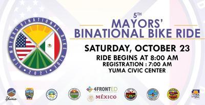 5th Mayors Binational Bike Ride