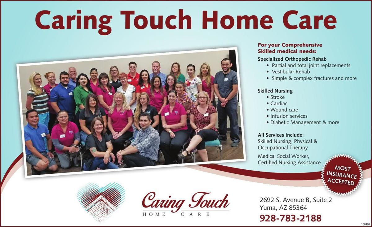 Caring Touch Home Care