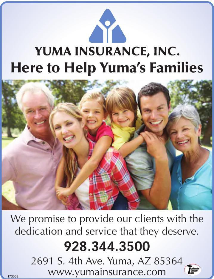 Yuma Insurance Inc.