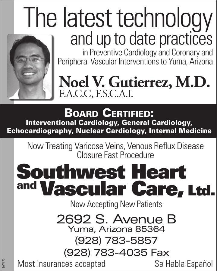 Southwest Heart & Vascular