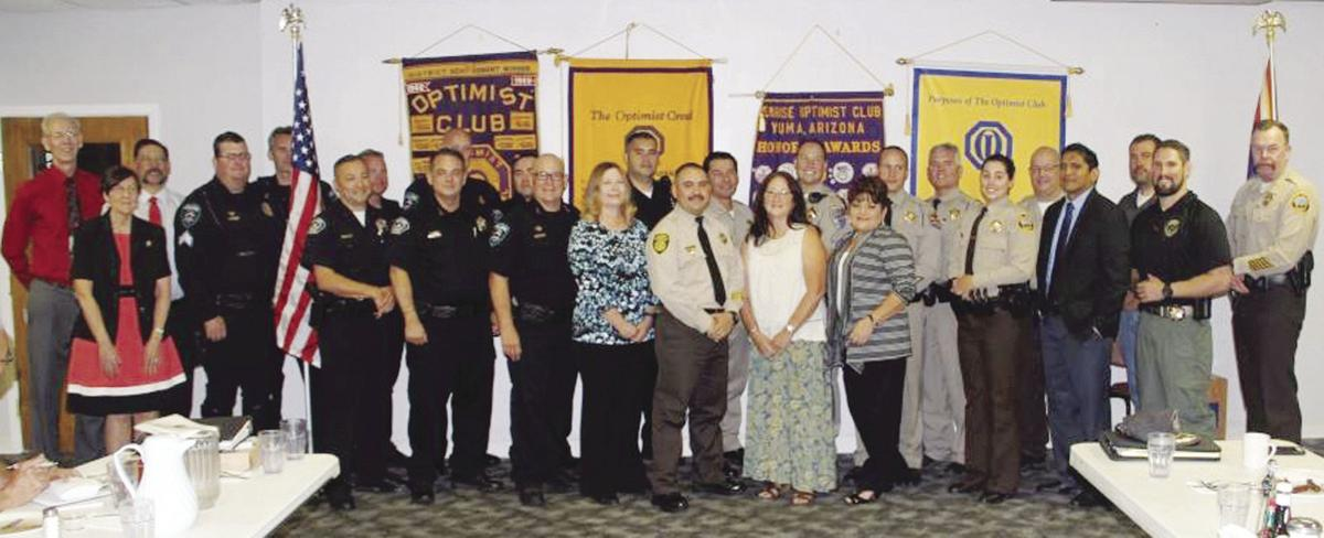 Photo Annual Respect For Law Event Features Yumasun Com