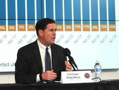 Gov. Ducey extends stay-home order until May 15