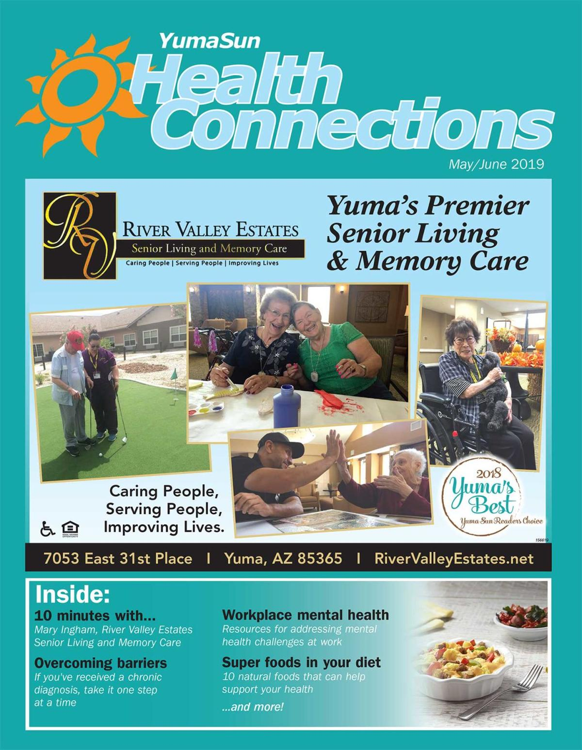 Health Connections Cover