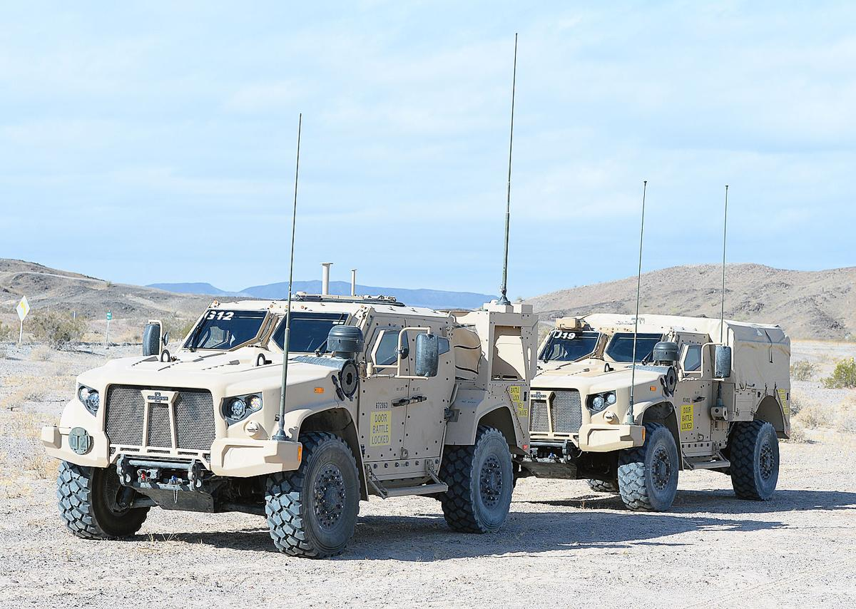 Options for the JLTV