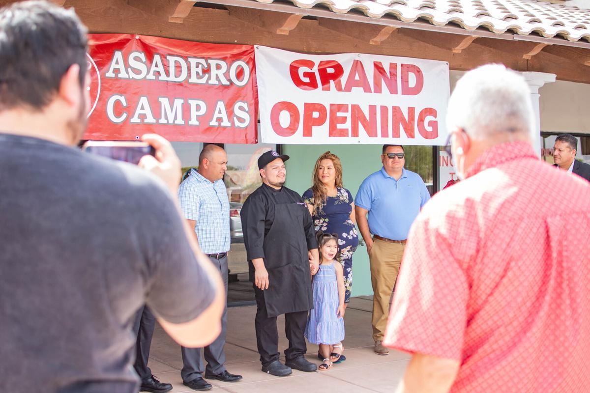 Comings & Goings: Asadero Campas (copy)