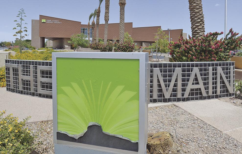 Yuma County Main Library to mark 10th anniversary Tuesday