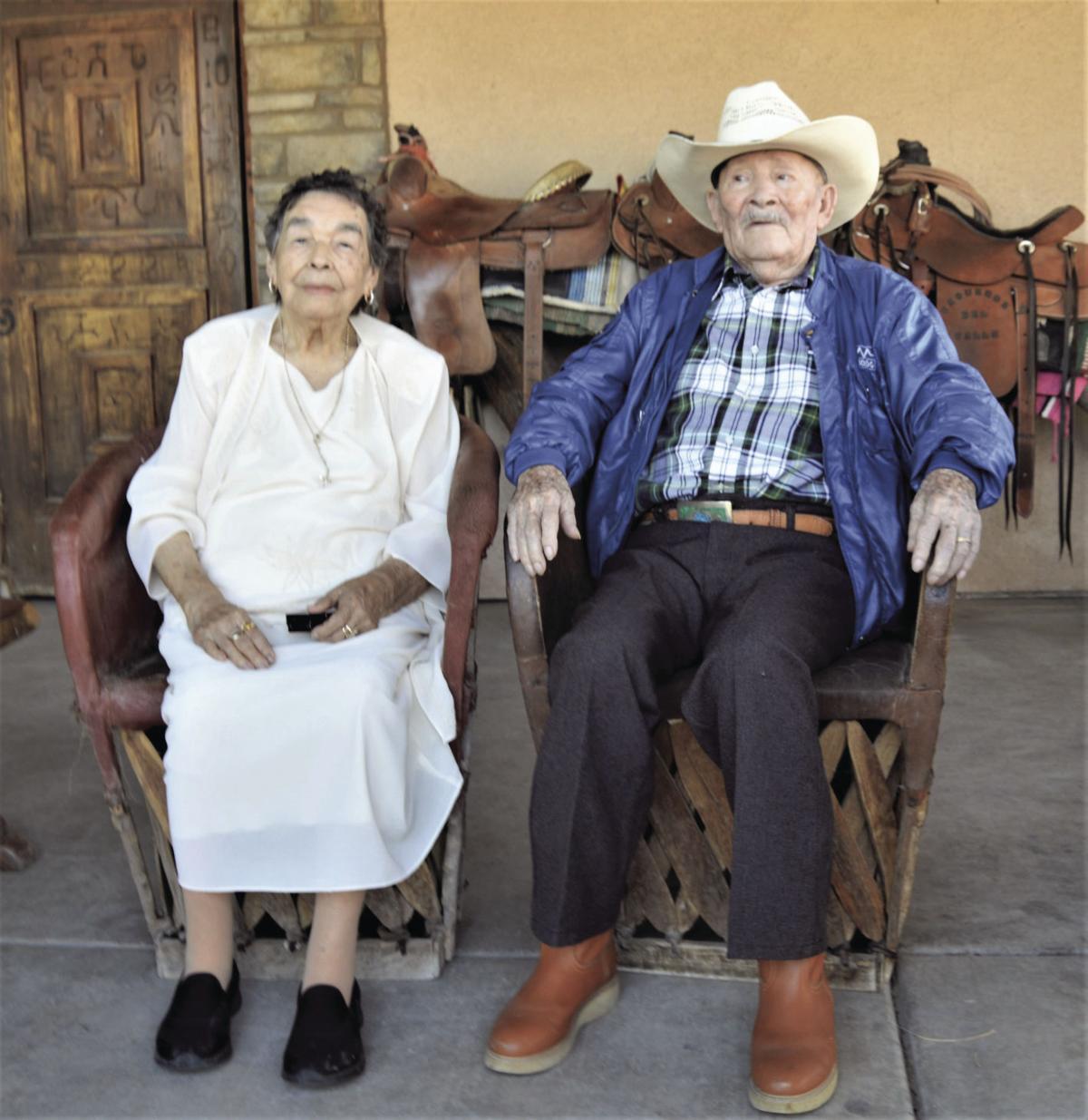 La pareja González