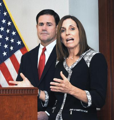 Special election sought to fill remainder of McCain's term