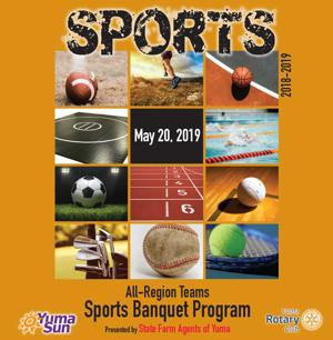 All Region Teams Sports Banquet Program 2017-2018