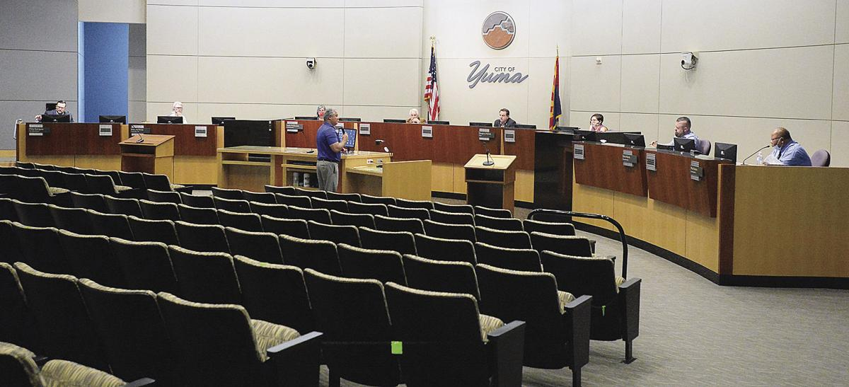Special Yuma City Council meeting