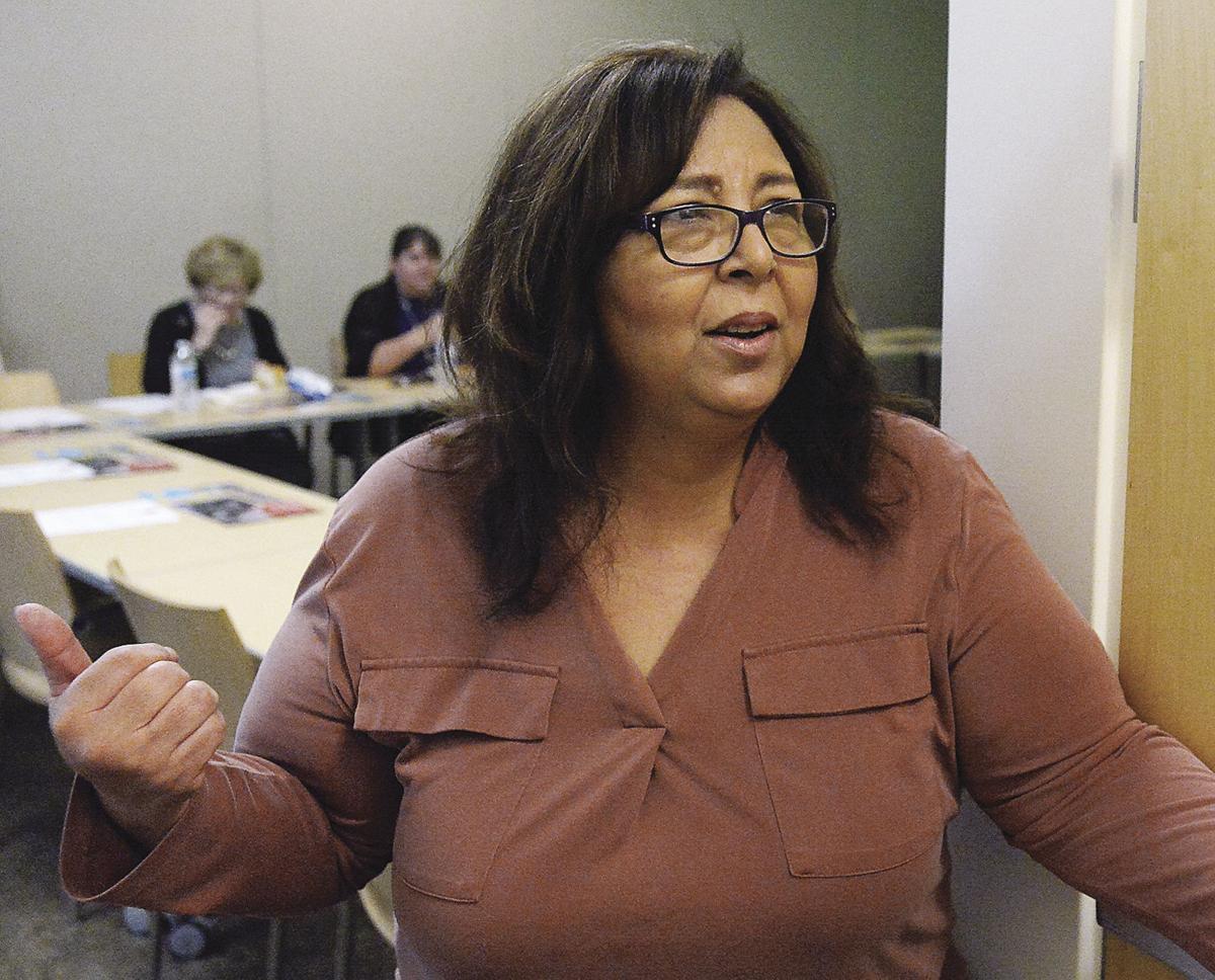 Conference Chair Estrella Fitch