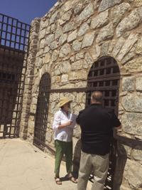 First prisoners: Yuma inmates built their own cells in 1876