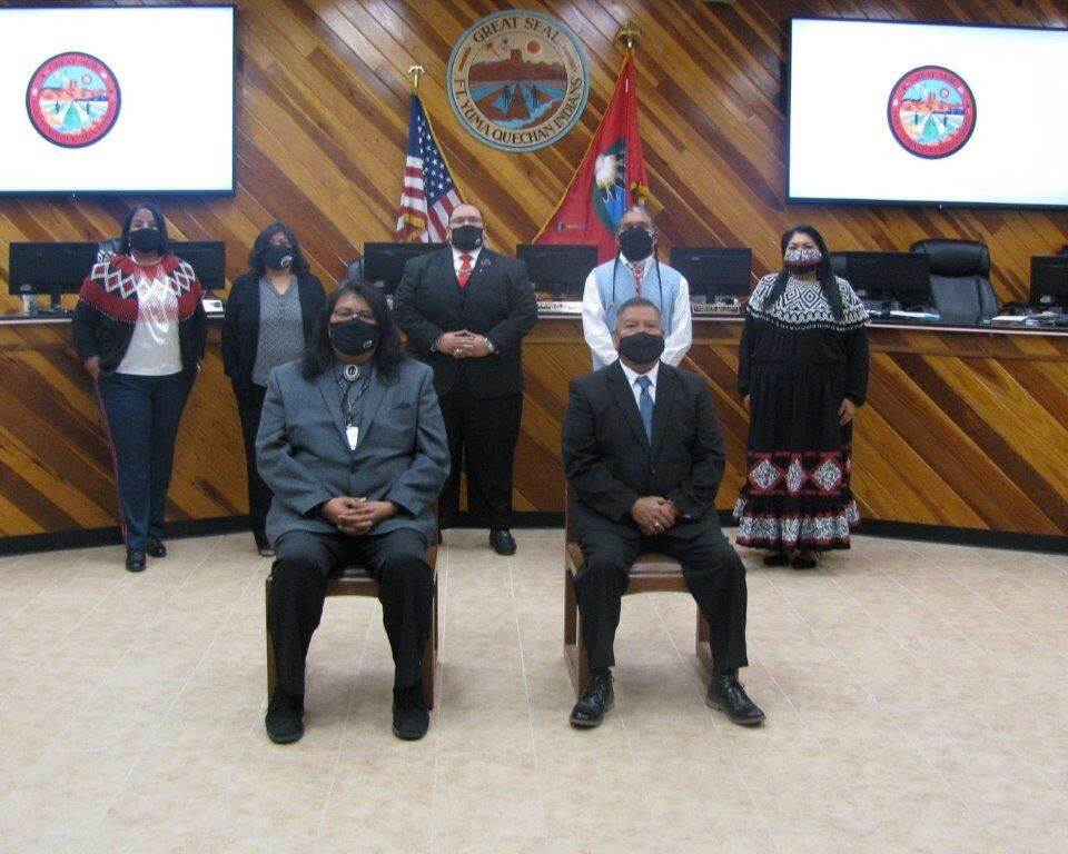 Quechan Indian Tribe elects new tribal council