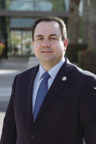 Mayor Doug Nicholls
