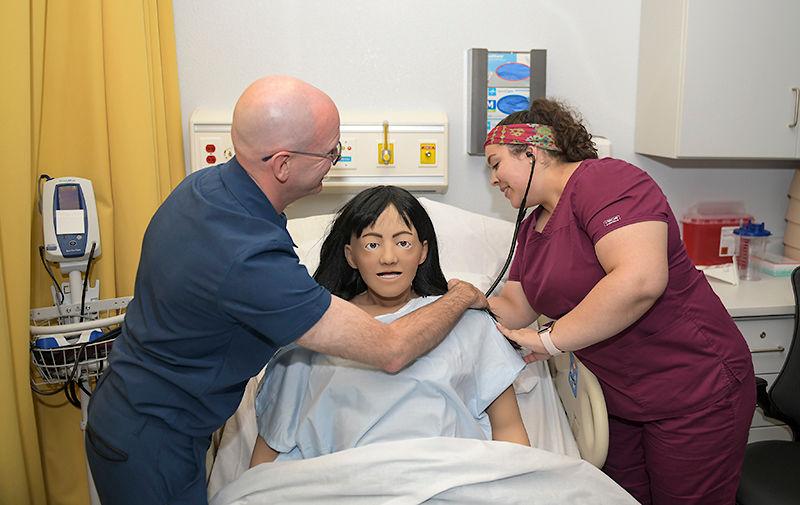 NAU-Yuma nursing simulation labs grand opening scheduled for Saturday, September 14, 2019