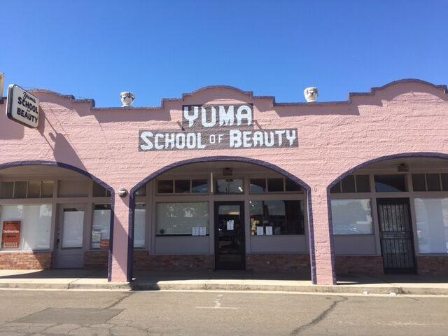 Comings & Goings: Yuma School of Beauty