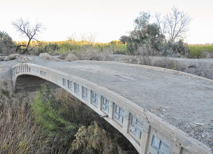 Mystery of Yuma's swastika bridge explored