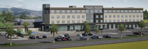 Comings & Goings: Four Points by Sheraton