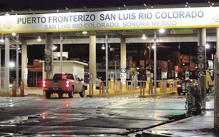 Border crossings will be limited to essential travel