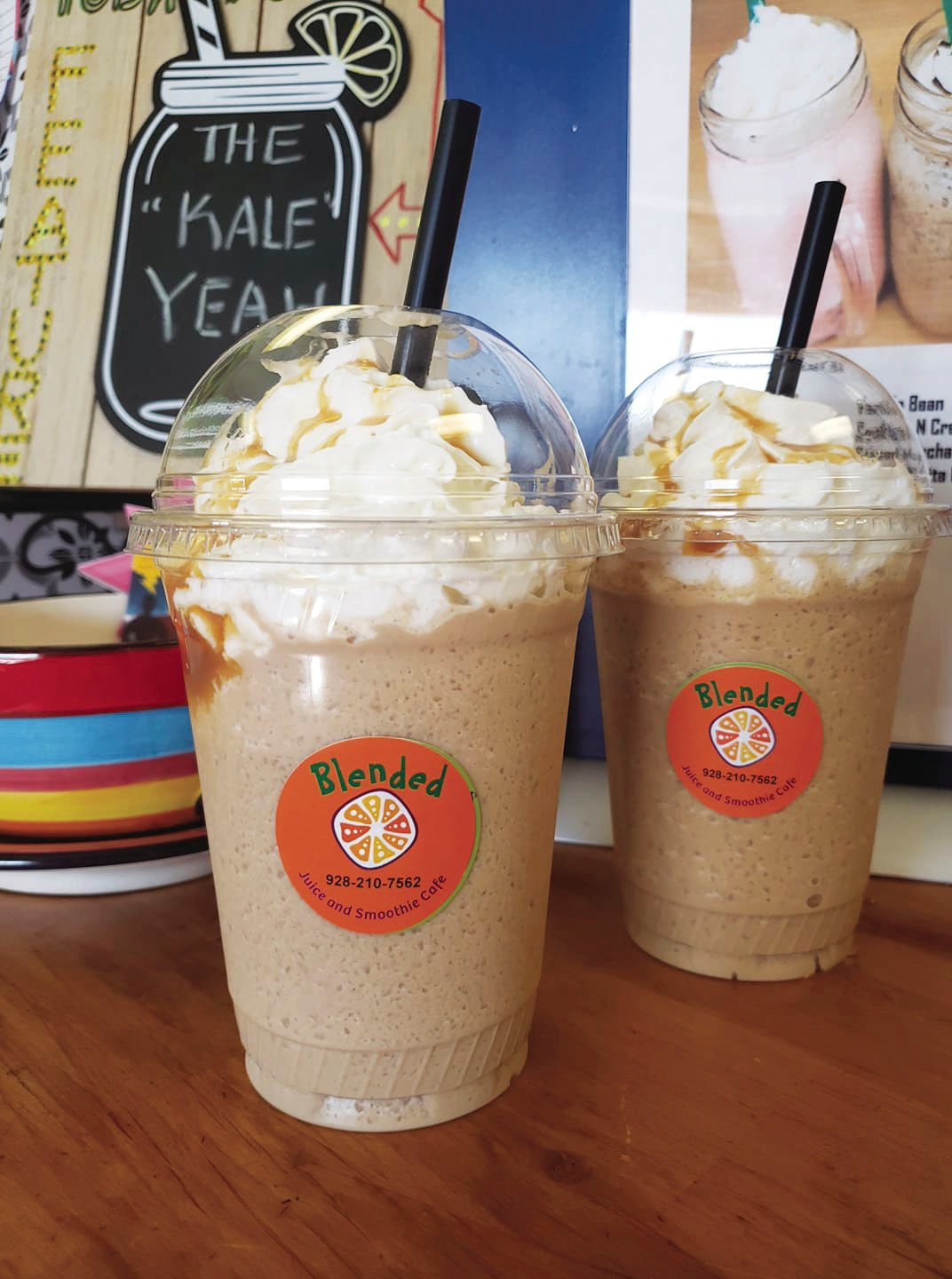 Sunkissed, Leto's now open in Yuma