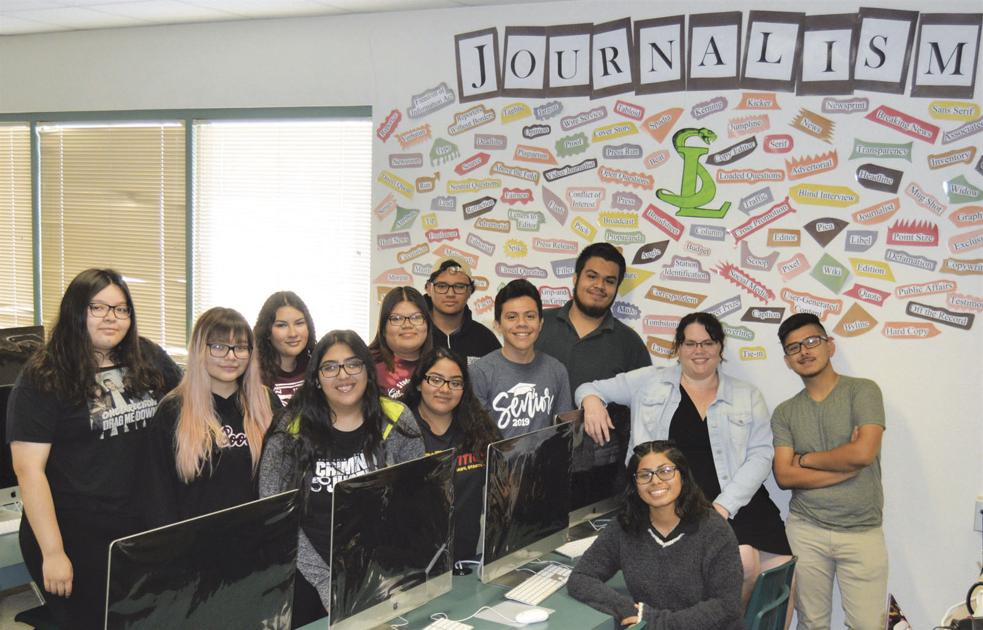Sidewinder Times: San Luis students show photo skills on Facebook page