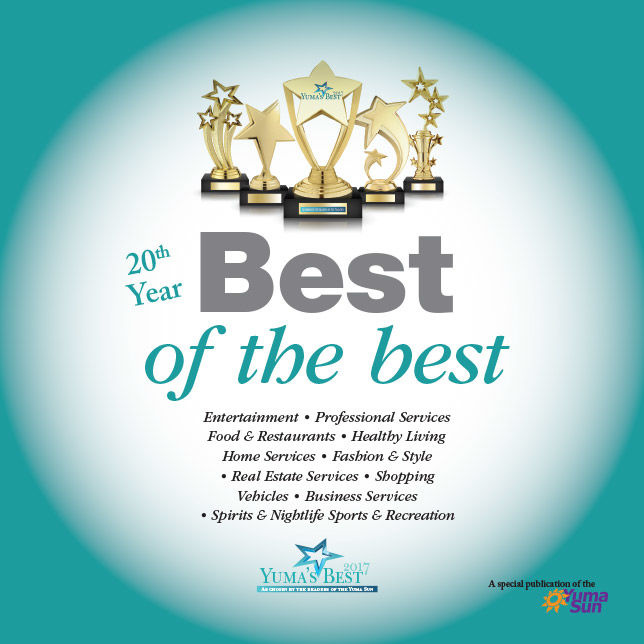Yuma's Best 2017