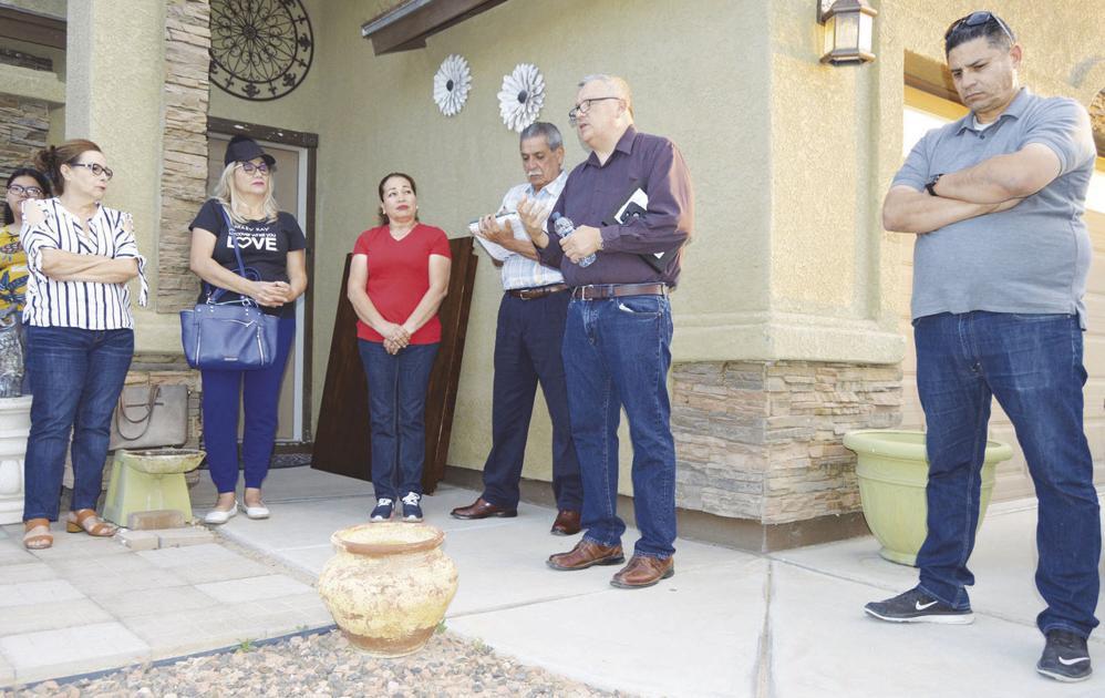 San Luis mayor, critics debate need for property tax