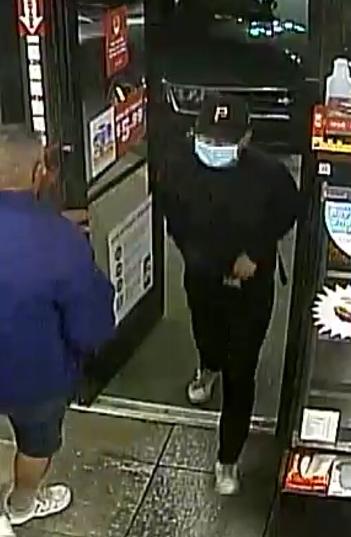Armed robbery 1
