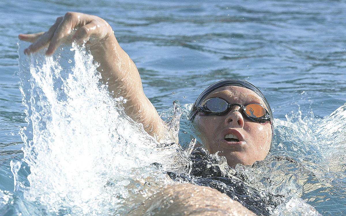 Cibola swim