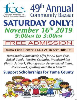 49th Annual Community Bazaar