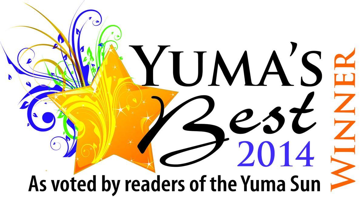 Yumas Best 2014 logo