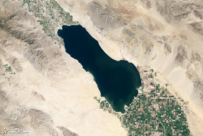 The ebb and flow: California funds improvements to restore water quality of Salton Sea