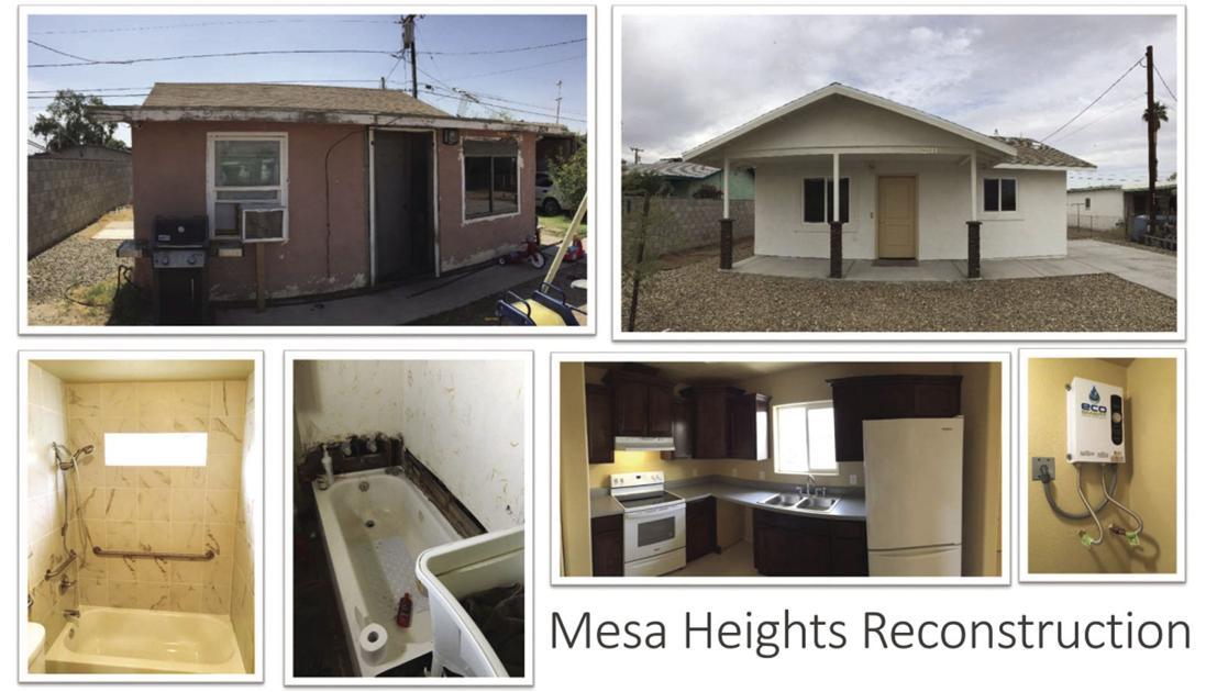 Mesa Heights neighborhood sees transformation