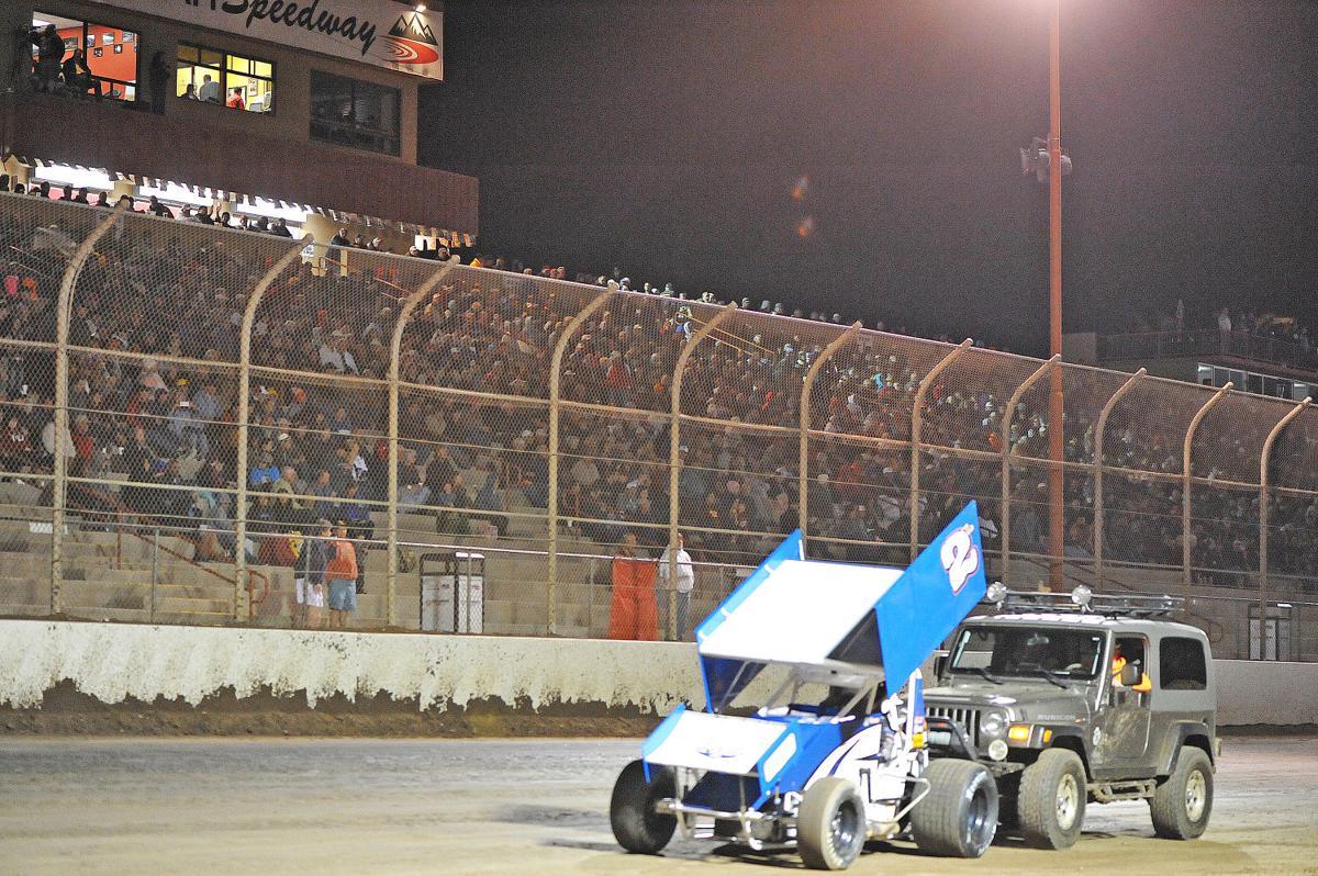 Pista de autos Cocopah Speedway