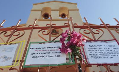 South county churches gradually reopening to parishioners