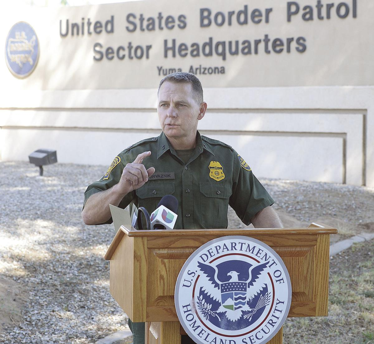 Border Patrol 2