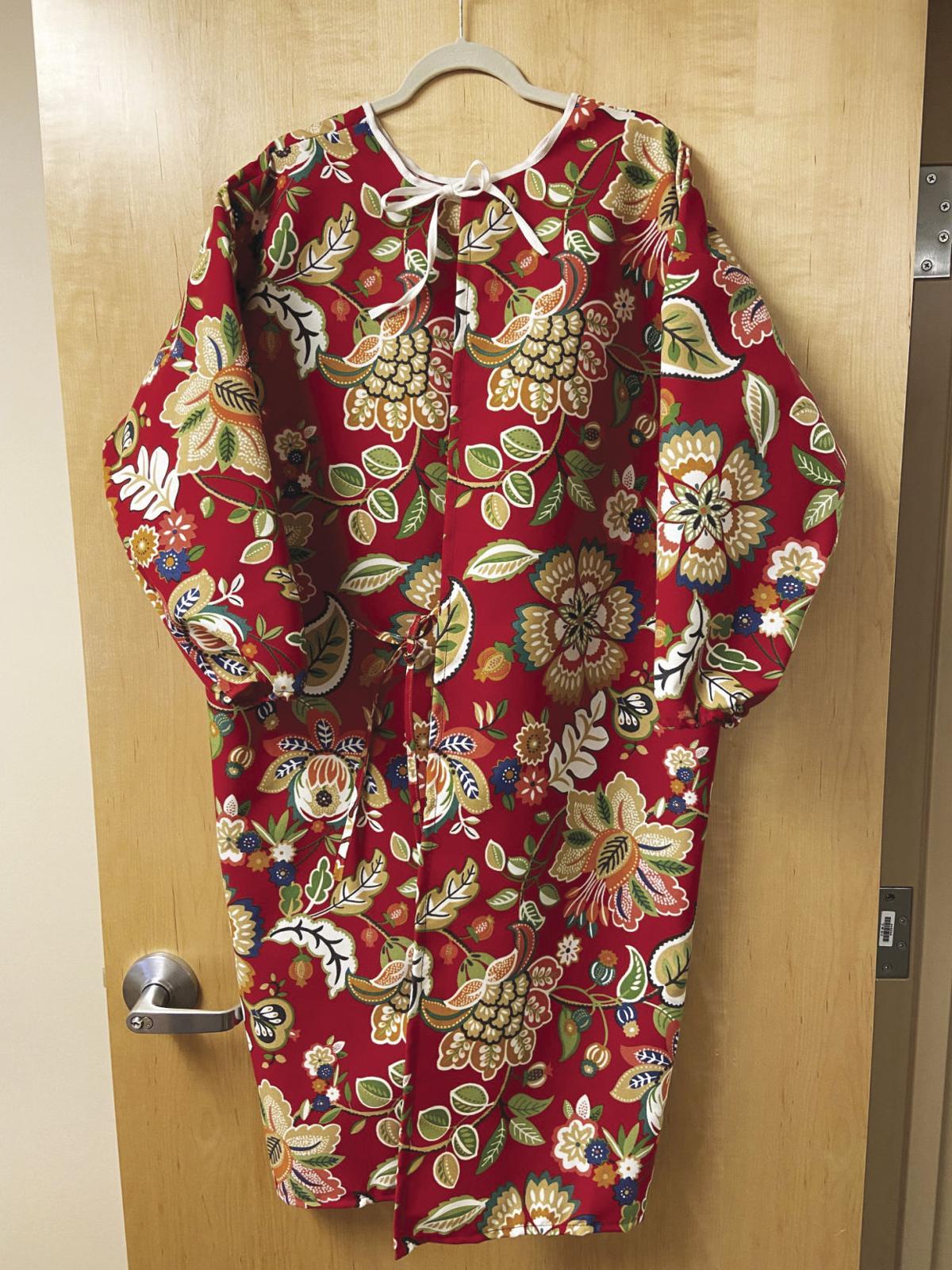 Prototype gown