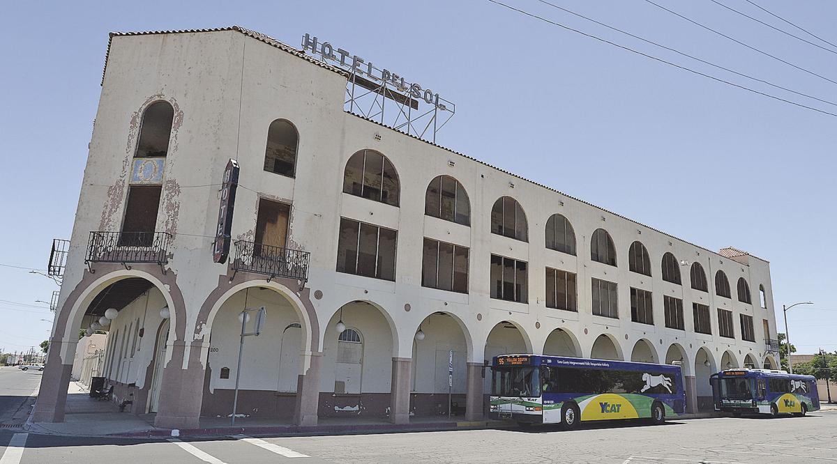 Officials question use of historic Hotel Del Sol