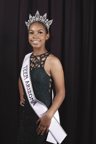 Anayah Dorman competes for national teen crown