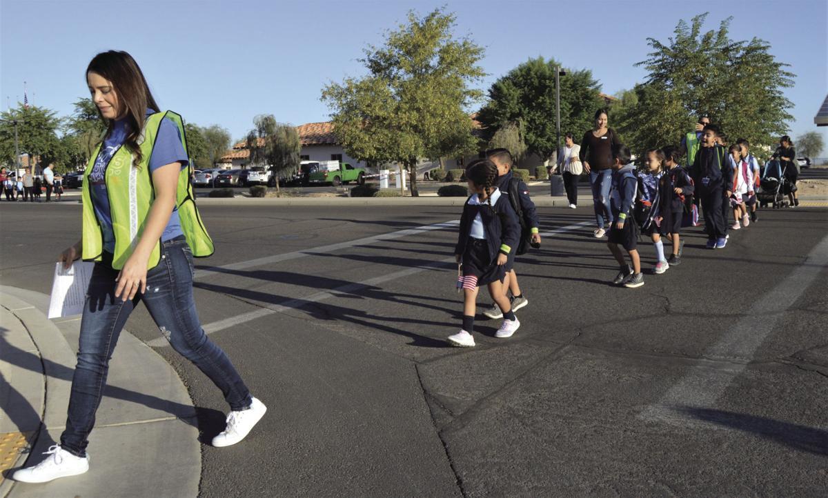 Caminar a la Escuela