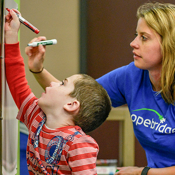 Comings & Goings: New Hopebridge offers autism therapy to children