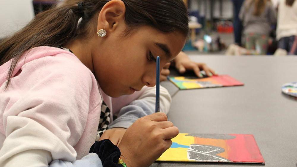 A Day in the Life at Dorothy Hall Elementary School